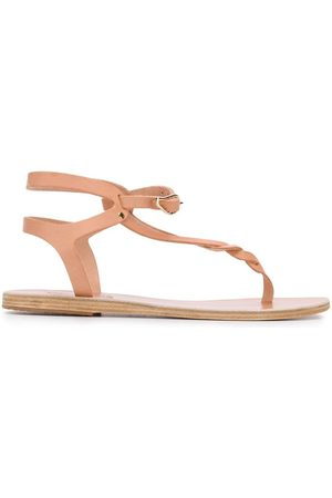 Ancient Greek Sandals Ismene sandals - Nude