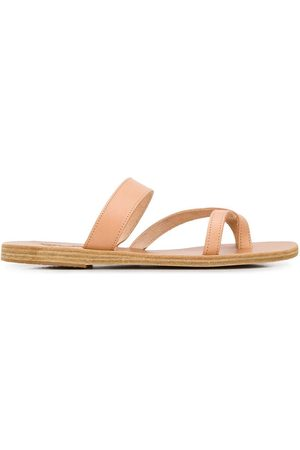 Ancient Greek Sandals Daphnae sandals - Nude