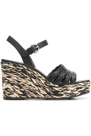 Prada Wedge-Sandalen