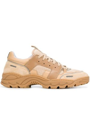 Ami Lucky 9' Sneakers - Nude