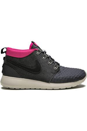 Nike Roshe Run' Sneaker-Boots - Lila
