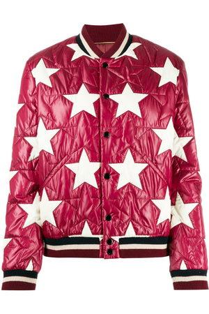Saint Laurent Star bomber jacket