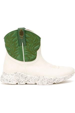 Texas Robot Sneaker-Boots im Western-Look