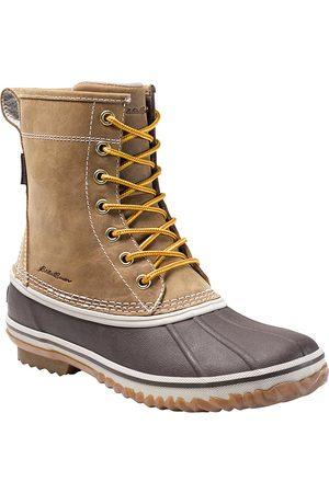 Eddie Bauer Damen Stiefeletten - Hunt Pac Boots - Leder - Hoch Natur Gr. 6