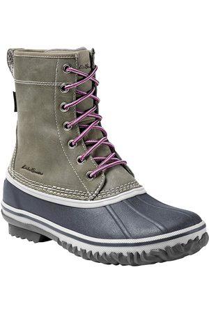 Eddie Bauer Hunt Pac Boots - Leder - Hoch Gr. 6