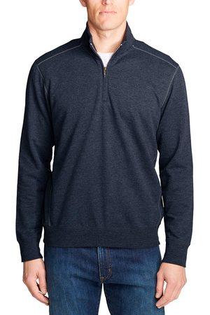 Eddie Bauer Camp Fleece Sweatshirt mit 1/4-Reissverschluss Herren Gr. S
