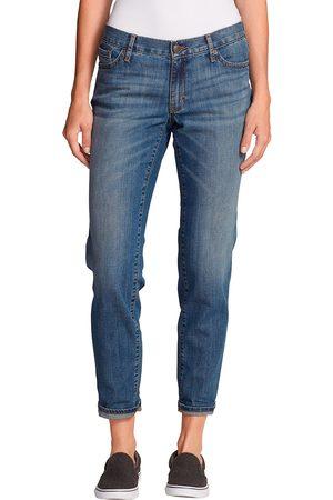 Eddie Bauer Boyfriend Jeans - Slim Leg Gr. 6