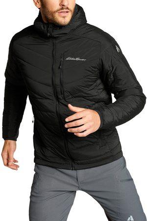 Eddie Bauer Ignitelite Stretch Reversible Jacke mit Kapuze Herren Gr. L