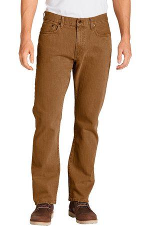 Eddie Bauer Flex Jeans - Straight Fit Herren Gr. 36 Länge 34