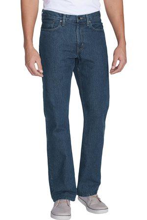 Eddie Bauer Essential Jeans - Straight Fit Gr. 38 Länge 34