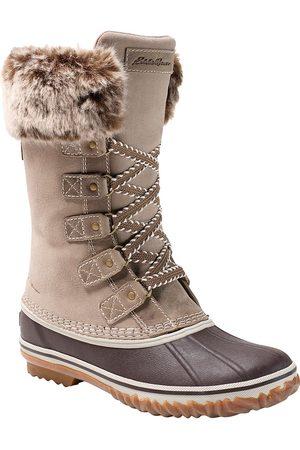 Eddie Bauer Hunt Pac Boots - Leder - Deluxe Damen Gr. 6