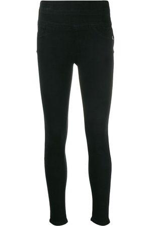 Patrizia Pepe Bestickte Skinny-Jeans