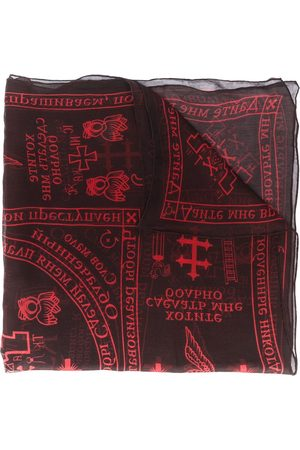 KTZ Archive Church print scarf