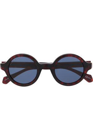 HUGO BOSS Sonnenbrille mit rundem Gestell