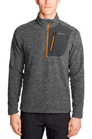 Eddie Bauer Cloud Layer Pro Fleeceshirt mit 1/4-Reissverschluss Herren Gr. S
