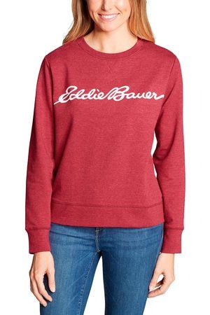 Eddie Bauer Camp Fleece Logo Sweatshirt Gr. XS