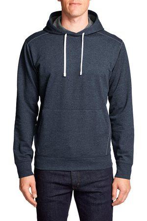 Eddie Bauer Camp Fleece Sweatshirt mit Kapuze - uni Herren Gr. S