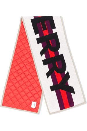 Burberry Contrast logo scarf