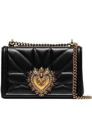 Dolce & Gabbana Mini Umhängetasche mit Herz