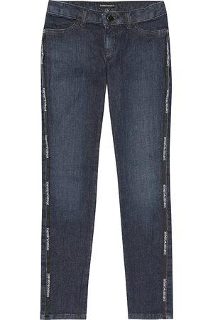 Emporio Armani Jeans mit Stretch-Anteil und Logo