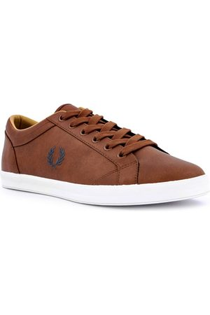 Fred Perry Schuhe Baseline Leather B6158/448