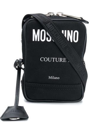 Moschino Schultertasche mit Logo