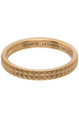 Le Gramme Guilloché' Ring