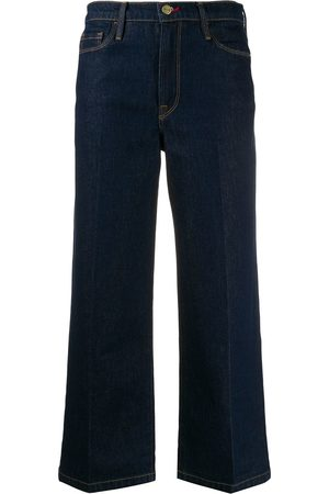 Frame Weite 'Ali' Cropped-Jeans