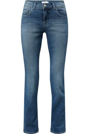 Angels Regular Fit Jeans mit Label-Patch