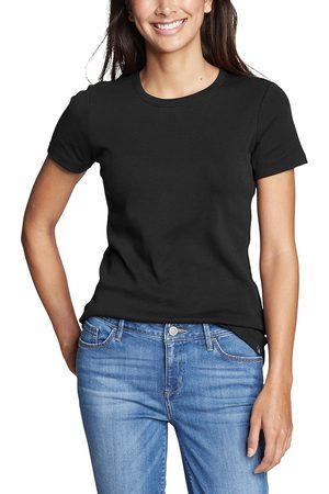Eddie Bauer Damen T-Shirts - Favorite Shirt - Kurzarm mit Rundhalsausschnitt Gr. XS