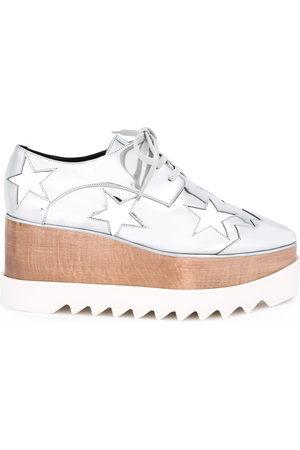 Stella McCartney Damen Schnürschuhe - Elyse' Schuhe - Metallisch