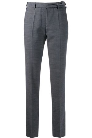 Maison Martin Margiela 1990's checked slim-fit trousers