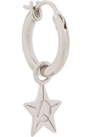 NORTHSKULL Star logo hoop earring