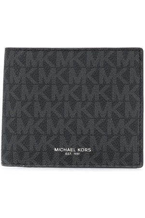 Michael Kors Herren Geldbörsen & Etuis - Portemonnaie mit Logo-Print