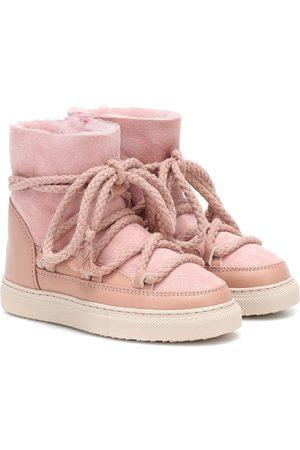 INUIKII Kids Gefütterte Stiefel Sneaker