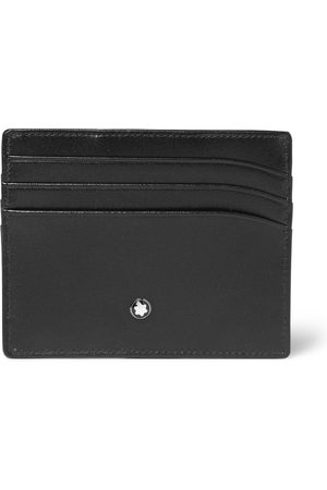 Mont Blanc Meisterstück Leather Cardholder