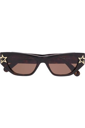 Stella McCartney Oversized frame sunglasses