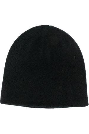 N.PEAL Hüte - Kaschmirbeanie im Layering-Look