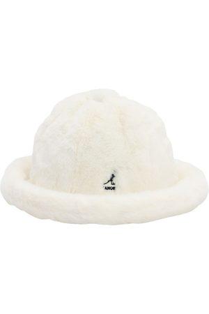 Kangol Mütze Aus Kunstpelz Mit Leodruck