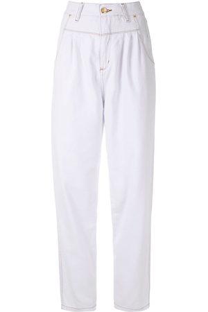 AMAPÔ Jeans mit Falten