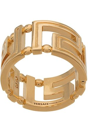 VERSACE Ring im Greca-Look