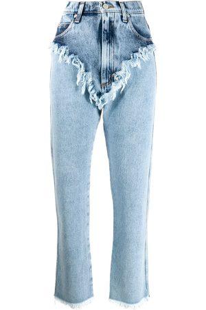 Natasha Zinko Jeans mit hohem Bund