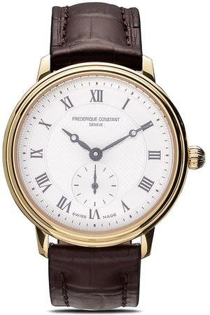 Frederique Constant Schmale Armbanduhr