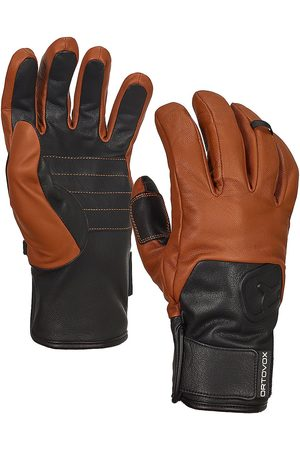 ORTOVOX Swisswool Leather Gloves