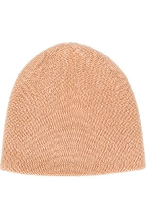 N.PEAL Double Layer Cashmere Beanie