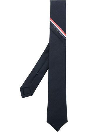 Thom Browne Herren Krawatten - RWB selvedge super 120s twill necktie
