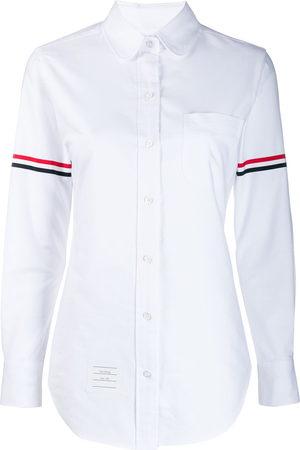 Thom Browne Damen Blusen - Klassisches Oxford-Hemd
