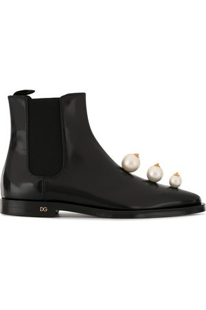 Dolce & Gabbana SHORT BOOTS