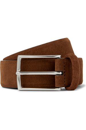 Anderson's 3.5cm Suede Belt