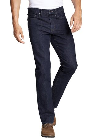 Eddie Bauer Herren Straight - Flex Jeans - Straight Fit Gr. 36 Länge 34